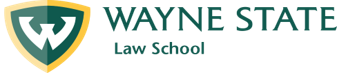 Wayne State University Law School Logo